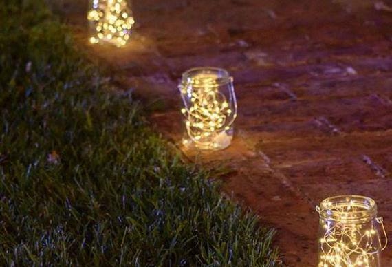 светодиодная гирлянда для декора
