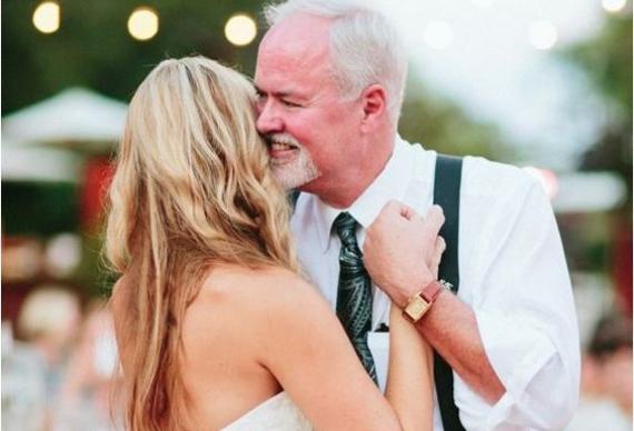 танец невесты с отцом традиция
