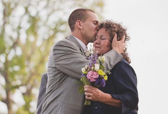 танец жениха с мамой