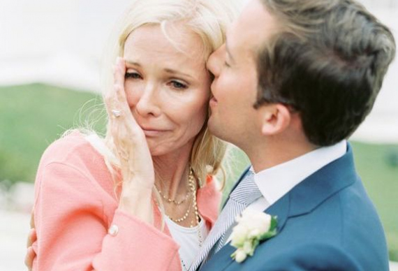 мама и жених