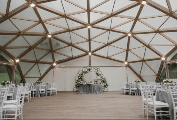Свадьба шатер Подмосковье