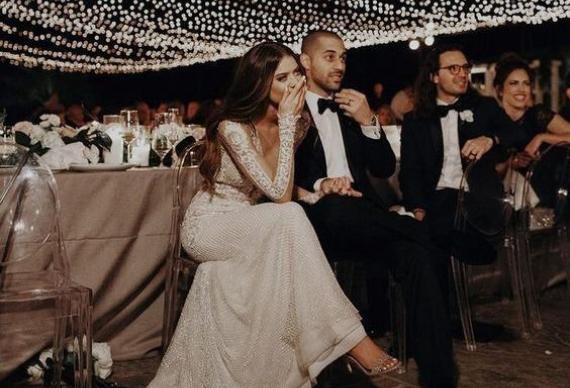завершение свадьбы в ресторане сюрприз для молодых
