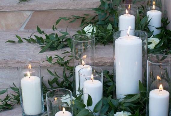 свечи свадебная церемония
