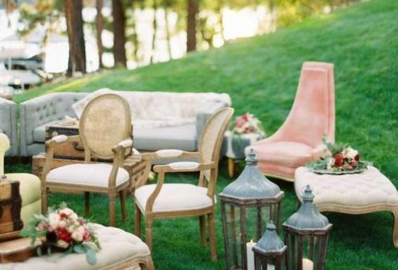 свадебная зона отдыха