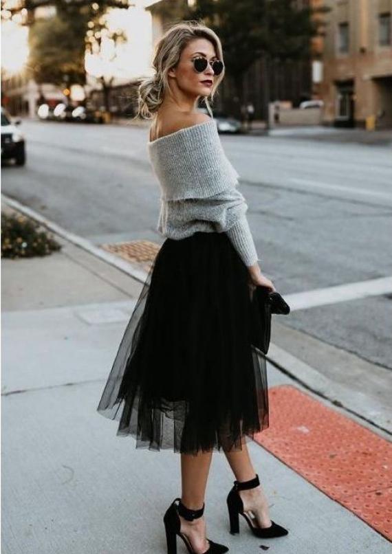 юбка-пачка образ 2