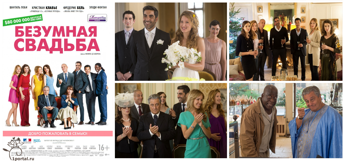 Лучшие фильмы про свадьбу