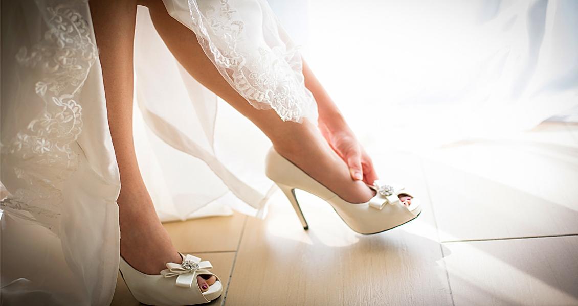 Туфли на свадьбу: какие выбрать